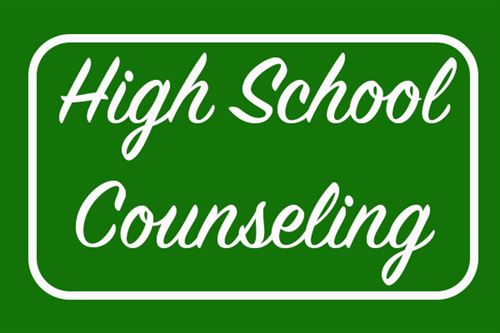 High School Counseling