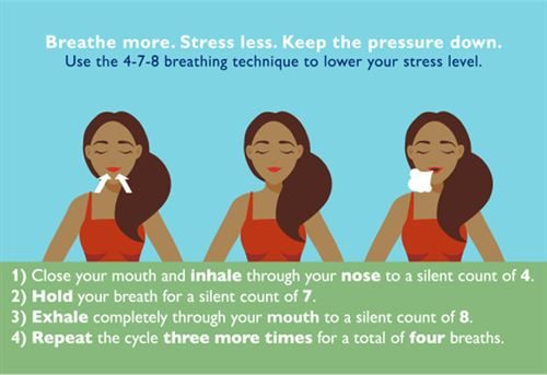 instructions to breathe for relaxation